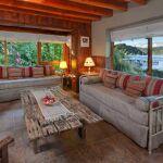 Alquiler Cabaña Frente Al Lago En Bariloche1006