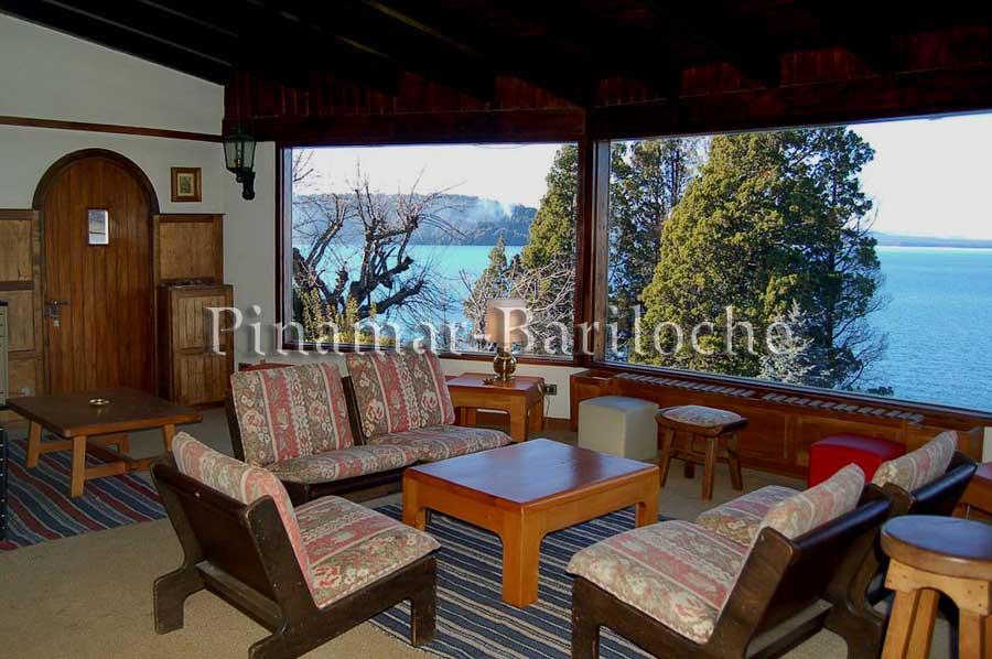Casa En Venta En Bariloche Con Costa De Lago 1099