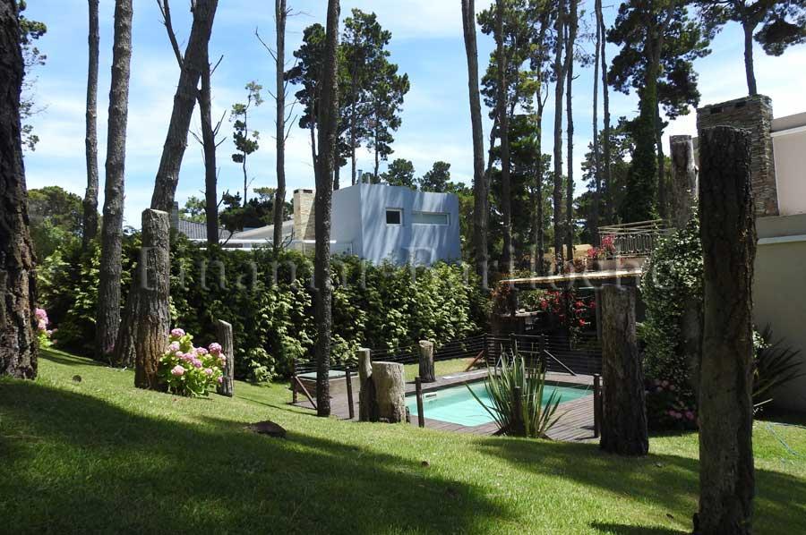 Pinamar Casa En Alquiler Con Piscina – Zona Golf – Código 461