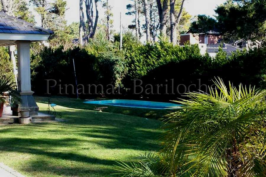 Pinamar Chalet En Venta Con Pileta -769