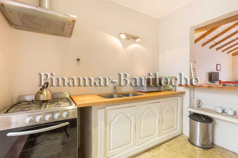 Casa En Alquiler Bariloche – Zona Centro – 2 Dormitorios – 989