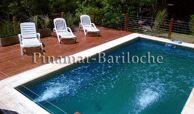 Casa En Alquiler En Cariló 4 Dorm Y Pileta Climatizada – 657