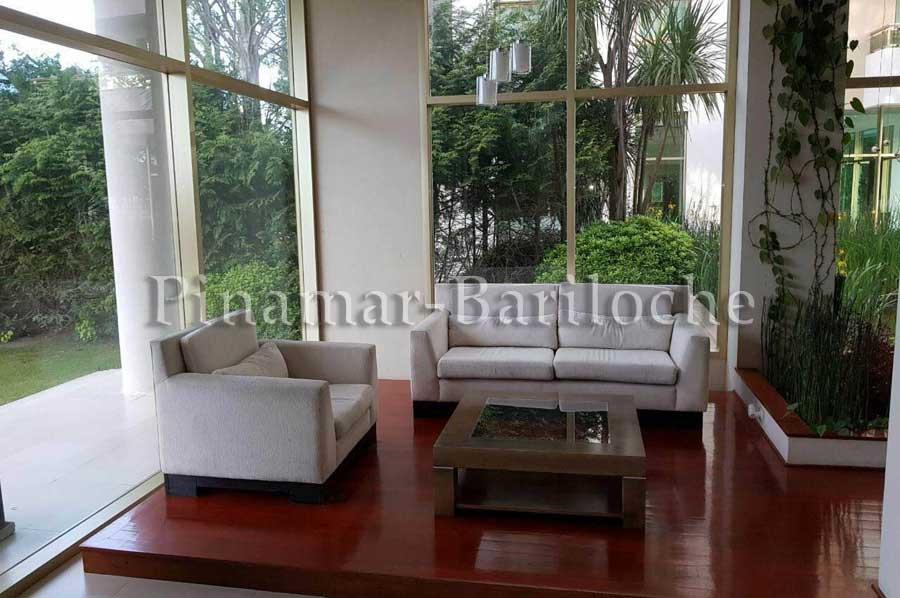 Pinamar Departamento En Alquiler De 2 Amb Edif Con Amenities -984