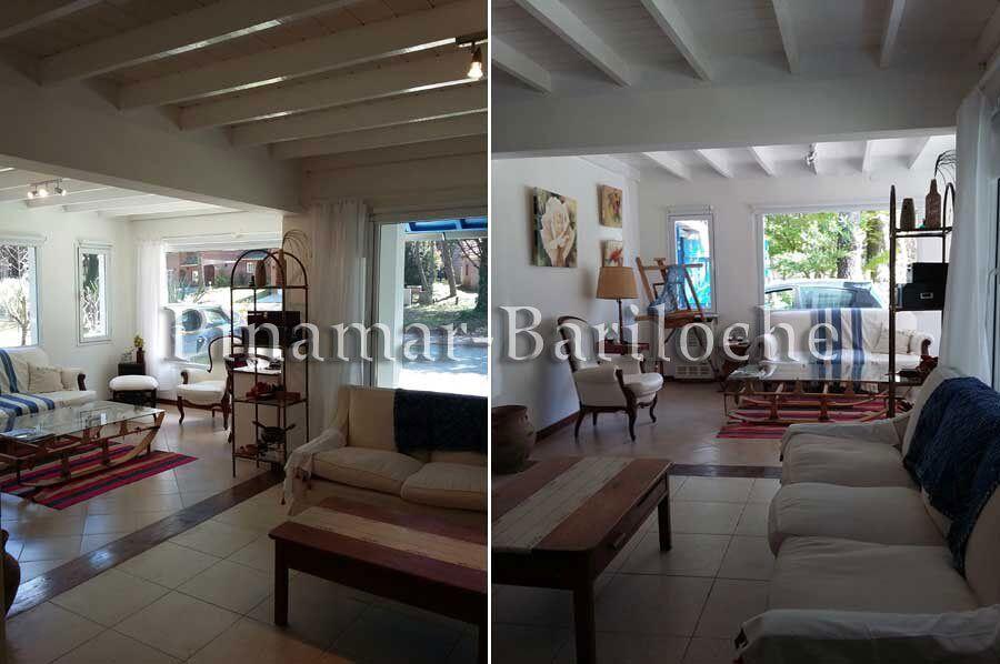 Casa En Pinamar En Alquiler Para 12 Personas – 1021