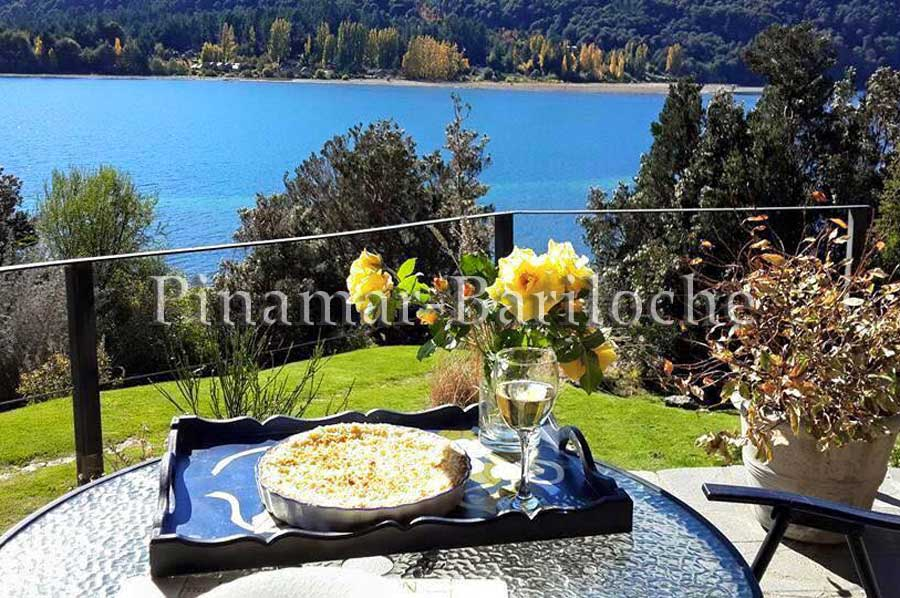 Bariloche Alquiler – Costa De Lago Y Piscina – 1023