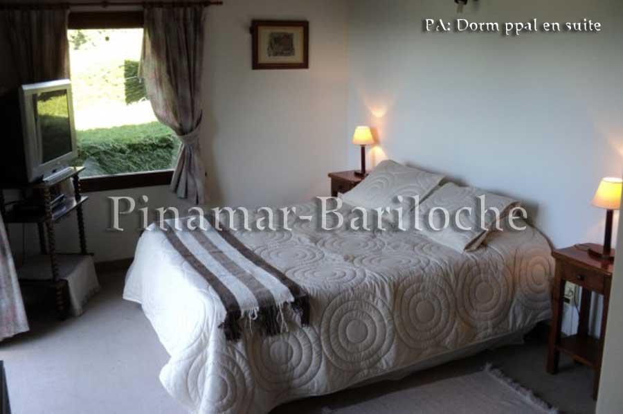 Casa En Alquiler Bariloche Con Costa De Lago Y Playa – 1059