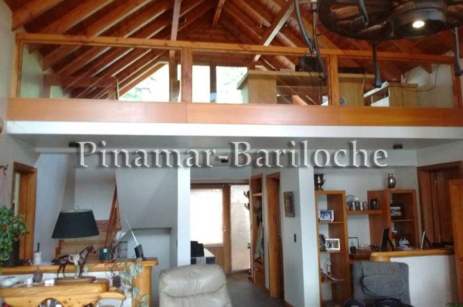 Bariloche Alquiler Chalet 6 Pers – Barrio Valle Escondido – 1080