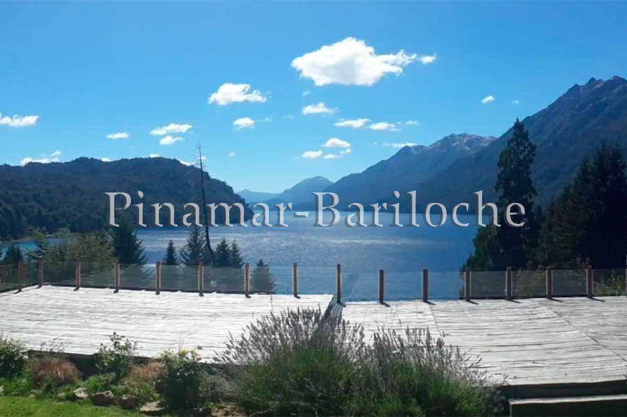 Casa En Alquiler En Villa La Angostura – Vista A Lago – 1136
