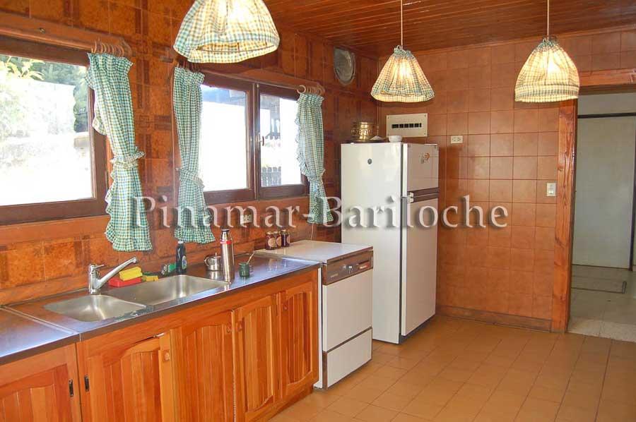 Casa En Venta En Bariloche Con Costa De Lago – 1099