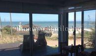 Casa En Alquiler Frente Al Mar -ostende- 1er Línea De Playa- 1111