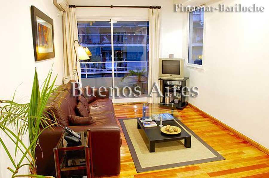 Alquiler Departamento Temporario En Buenos Aires – Palermo – B02