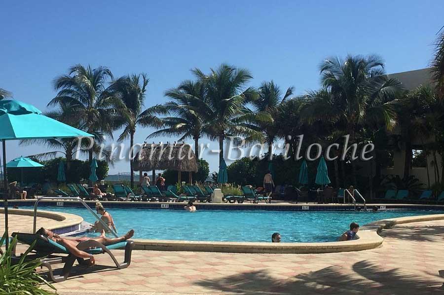 Miami – Alquiler Departamento Frente Al Mar – 4 / 6 Pers – T25