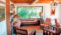 cabaña en alquiler bariloche con vista al lago para 7 personas